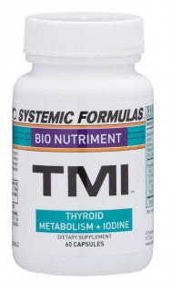 Systemic Formulas TMI – CAP THYROID METABOLISM + IODINE