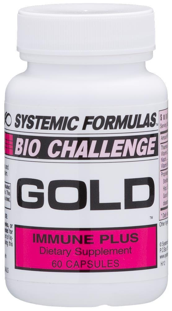 Systemic Formulas GOLD - IMMUNE PLUS