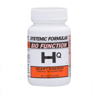 Systemic Formulas HQ Heart Energy