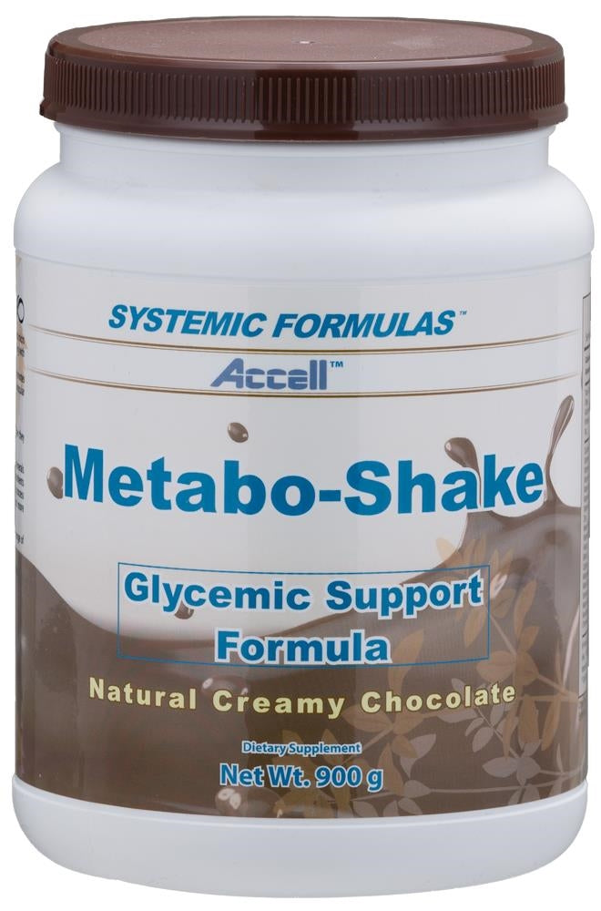 SYSTEMIC FORMULAS METABO-SHAKE - Chocolate