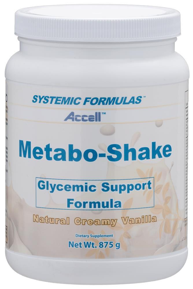Systemic Formulas ACCELL METABO-SHAKE (VANILLA)