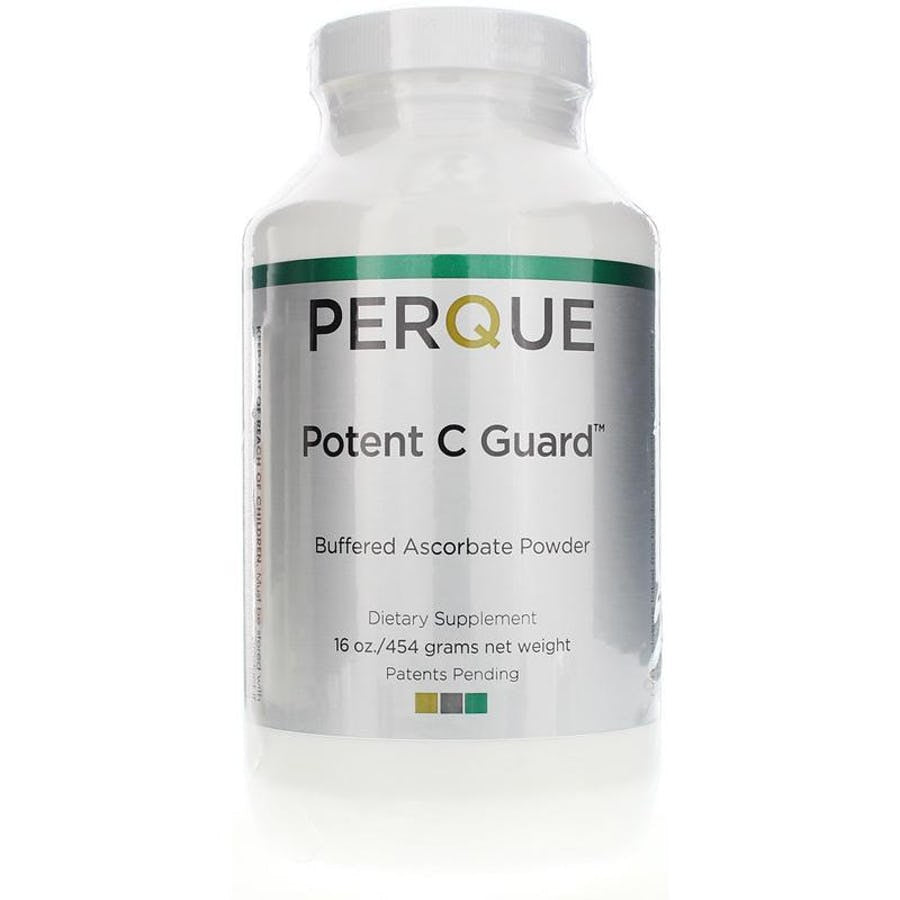 Potent C Guard Powder - 16oz - Perque