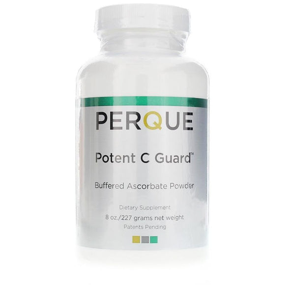 Potent C Guard Powder - 8oz - Perque