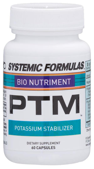 Systemic Formulas PTM Potassium Stabilizer