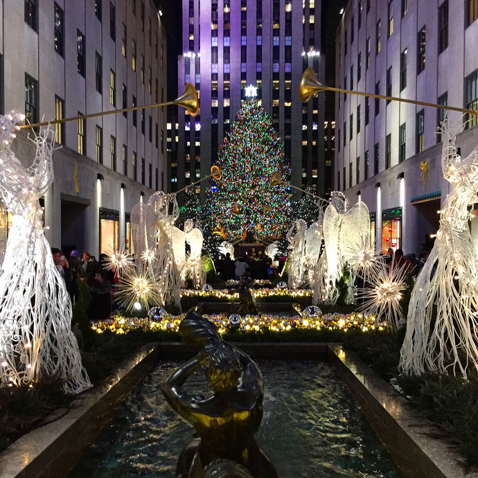 48 Hours in New York City - Holiday Edition