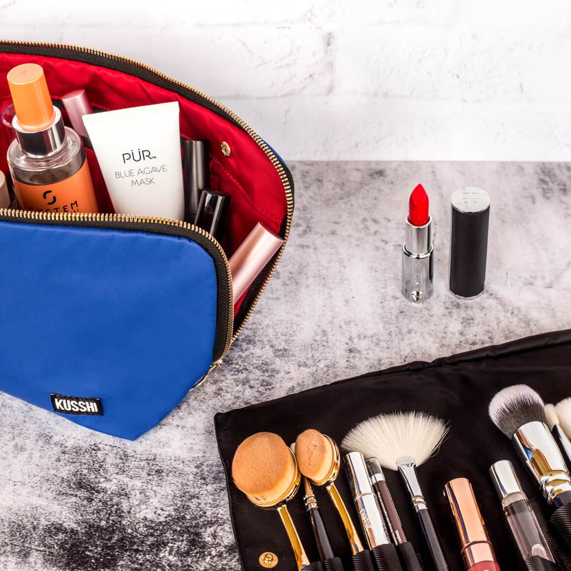 998c980518c77b The Best Makeup Bags to Organize Your Cosmetics - Kusshi
