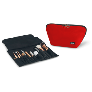 Signature Medium Makeup Bag and Makeup Brush Organizer | KUSSHI