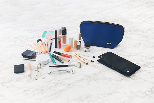 Signature Medium Size Makeup Bag | KUSSHI