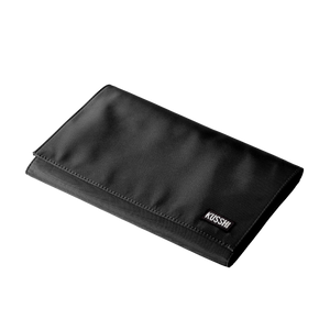 Satin Black Clutch Cover | KUSSHI