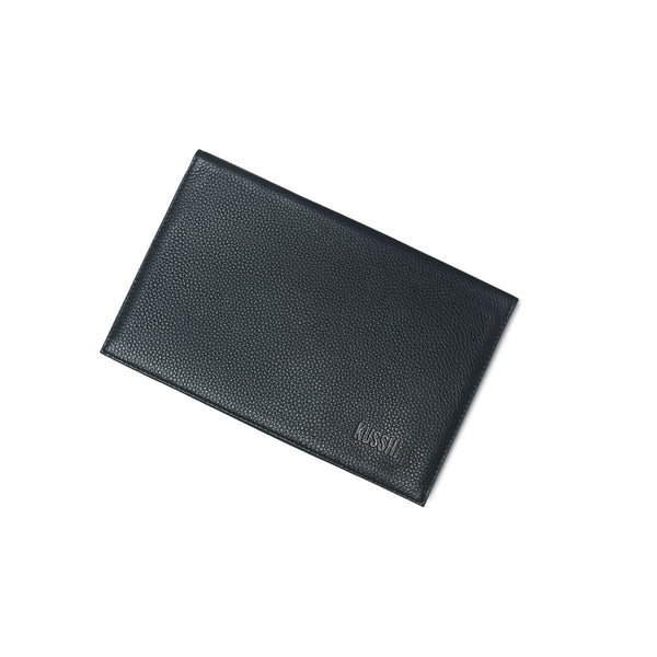Black Leather Clutch Cover | KUSSHI