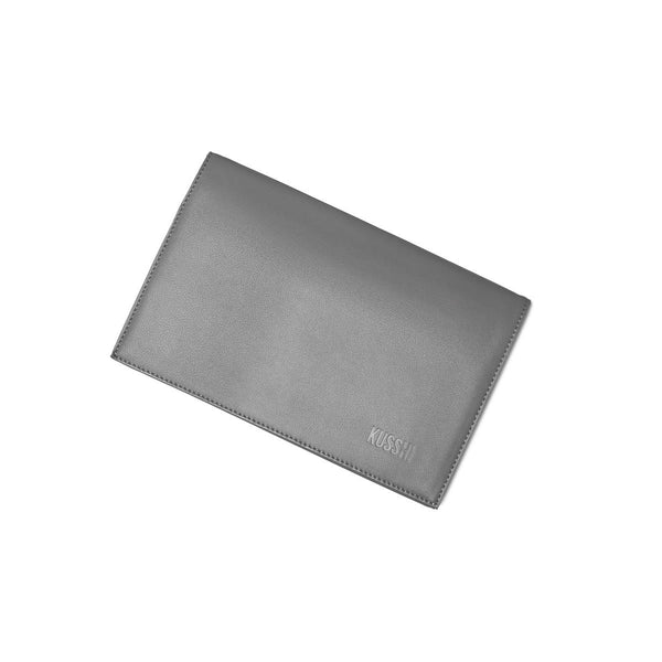 Grey Clutch Cover | KUSSHI