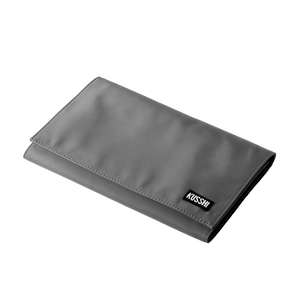 Steel Grey Clutch Cover | KUSSHI