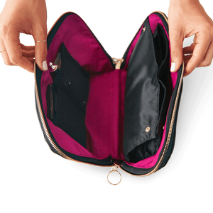 Makeup Bag with Organizer | KUSSHI