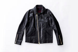 The 9Lives Rider's Jacket - Black