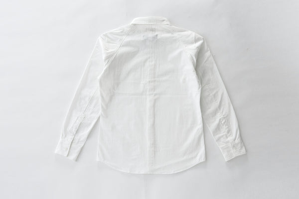 Slip-Pocket Raglan Shirt