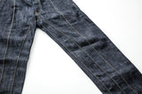 Robot-Boro Denim Slacks