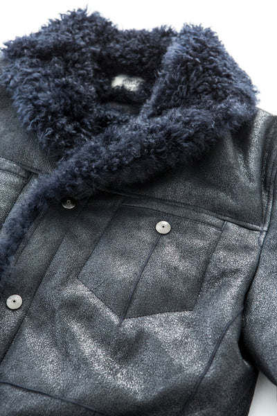 """El Rodeo"" Cashmere Shearling"