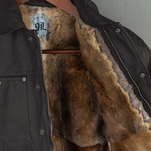 Sky Valley Jacket (Rex Rabbit Fur Edition)