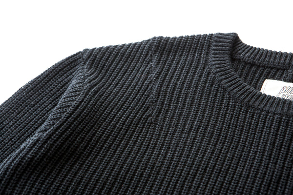"""Clarence Bay"" Cotton/Cashmere Sweater"