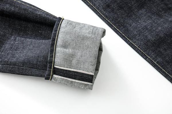 Slim Straight Work Jeans