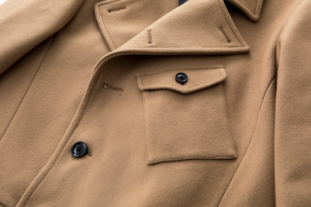 Shane's Dispatch Coat