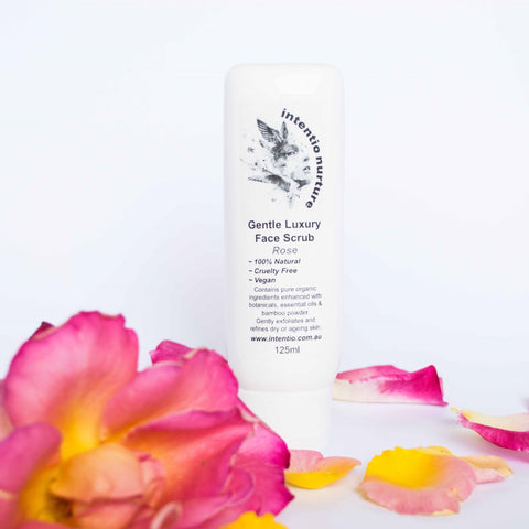 Gentle Luxury Face Scrub - Rose