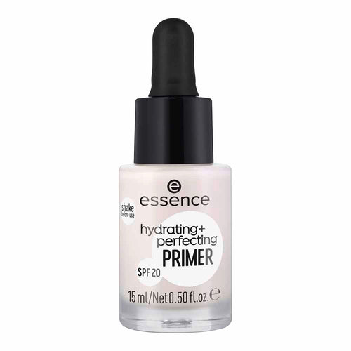 ESSENCE HYDRATING + PERFECTING PRIMER TRANSPARENT