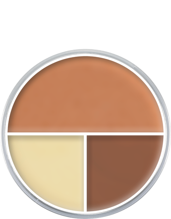 Kryolan ULTRA FOUNDATION TRIO - B