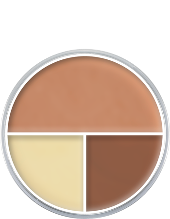 Kryolan ULTRA FOUNDATION TRIO - A