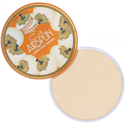 Coty Airspun Loose Face Powder- Naturally Neutral