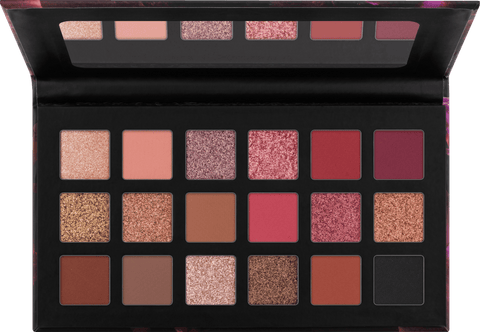 Makeup Revolution X Sebile Night 2 Night Shadow Palette