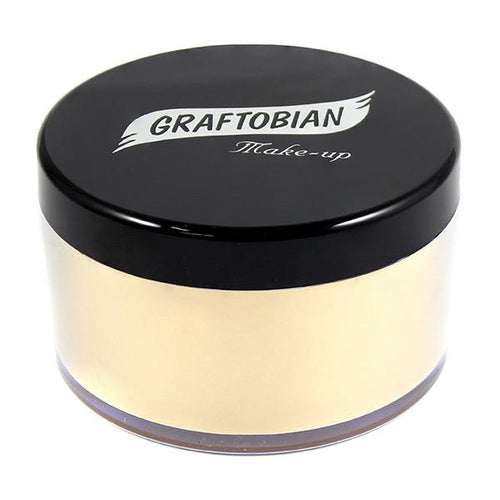Graftobian Luxe Cashmere HD Setting Powder banana