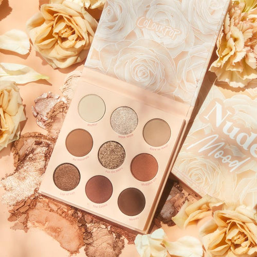 colourpop nude mood shadow palette