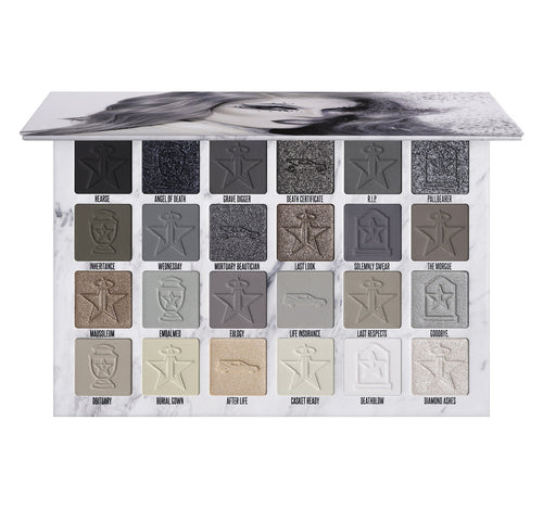 JEFFREE CREMATED EYESHADOW PALETTE