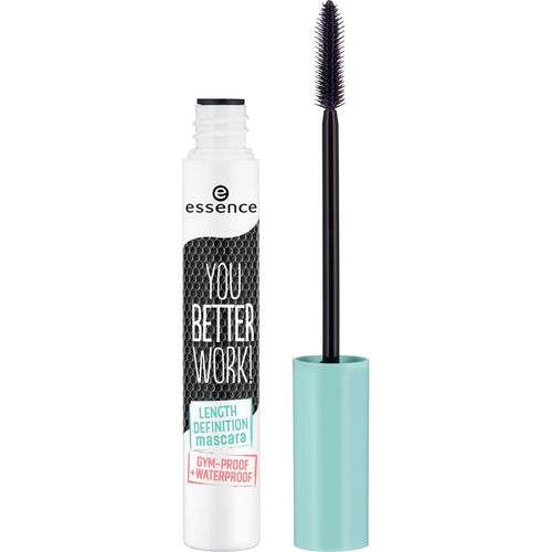 ESSENCE YOU BETTER WORK LENGTH DEF. MASCARA BLACK