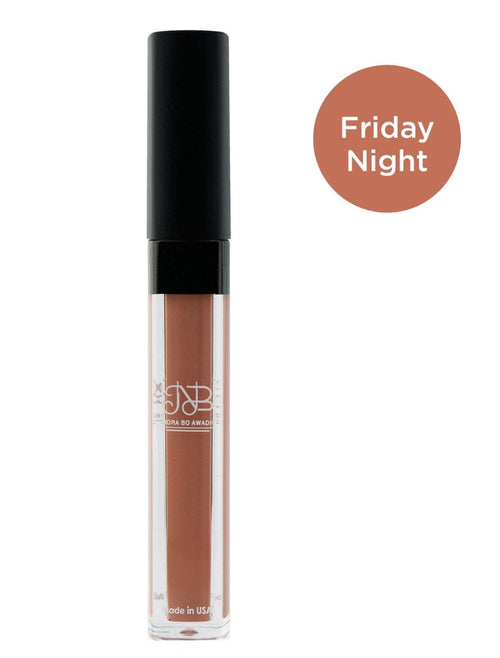 Nora Bo Awadh Friday Night Liquid Lipstick