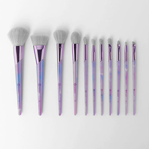 bh Lavender Luxe 11 Piece Brush Set