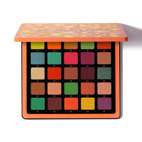 bh Ultimate Matte 42 Color Shadow Palette