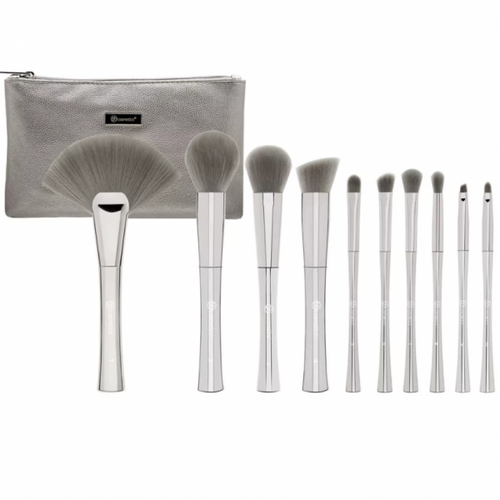 BH Cosmetics Smoke N Mirrors 10 piece brush set