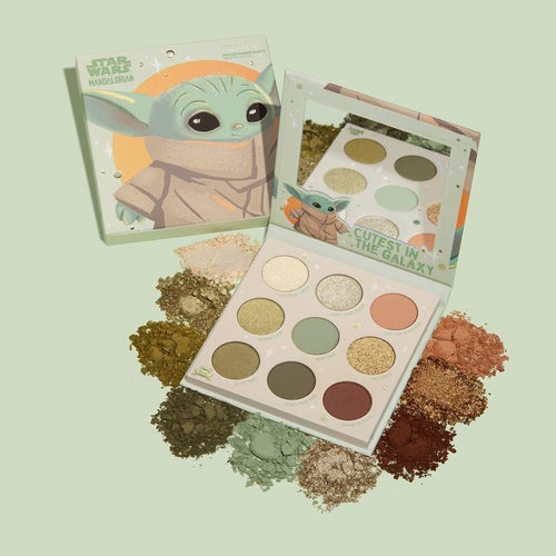 colourpop the child shadow palette