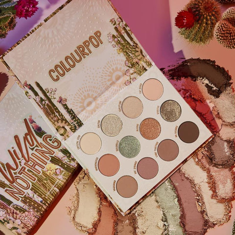colourpop garden variety shadow palette