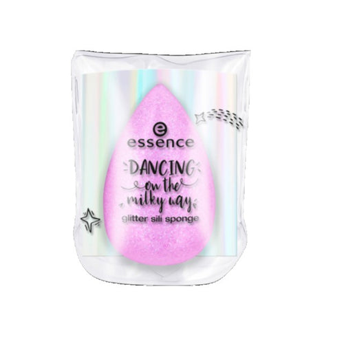 ESSENCE DANCING ON THE MILKY WAY GLITTER SILI SPONGE 01 MADE OF STARDUST (AND MAGICAL THINGS)