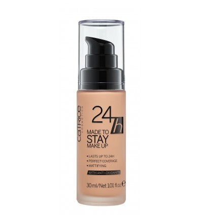 CATRICE 24H MADE TO STAY MAKE UP 025
