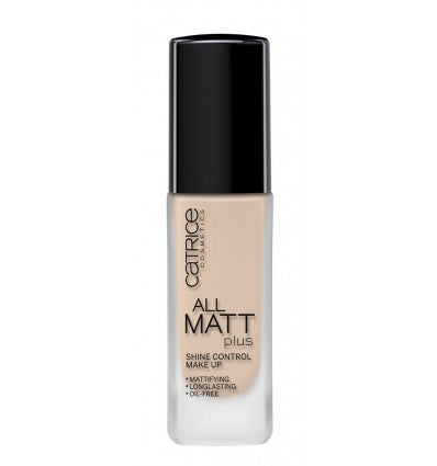 CATRICE ALL MATT PLUS SHINE CONTROL MAKE UP 010 LIGHT BEIGE