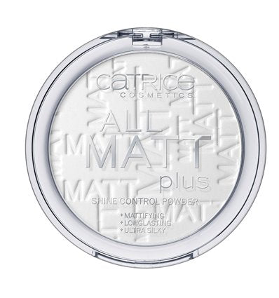 Catrice all matt lasts up to 12 h shine control powder UNIVERSAL
