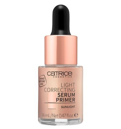 CATRICE LIGHT CORRECTING SERUM PRIMER 020 SUNLIGHT