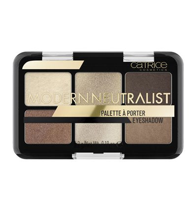 Catrice The Smart Beige Coll.Eyesh.Pal.010