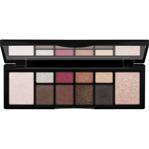 Makeup Revolution Pro Supreme Eyeshadow Palette - Allure