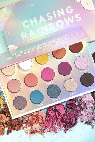 CATRICE SPECTRALIGHT EYESHADOW GLOW KIT 020 THE LAST UNICORN