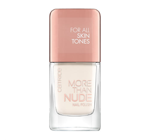 Catrice More Than Nude Nail Polish 10